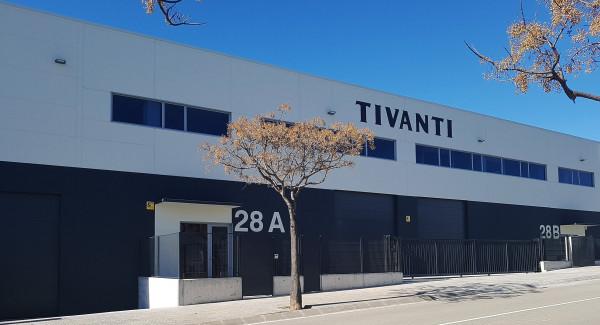 Noves instal·lacions de Tivanti