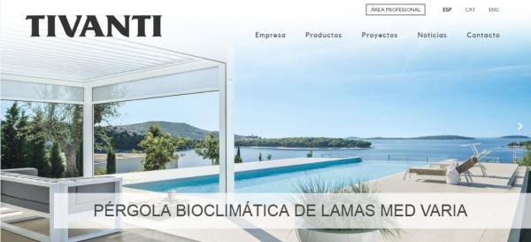 Tivanti estrena nueva página web
