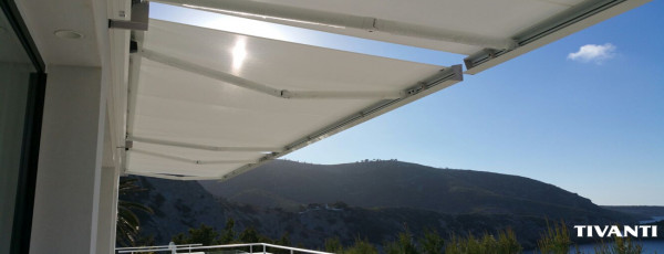 Box awning Segno - Home I