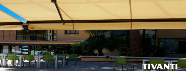 Monoblock awning Moscu - Nursing school