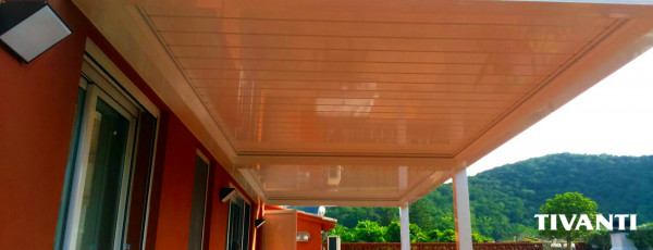 Pèrgola bioclimàtica Med Twist - Casa particular O