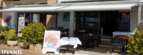 Rainy awning pergola - Simon restaurant